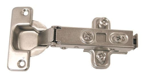 Map Nickel Plate Hinge Pack 10 - 35mm